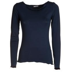 Maglietta blu