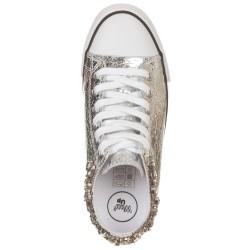 Sneakers con zeppa interna