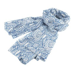 Sciarpa Pareo Ardisia Azzurro
