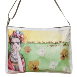 Borsa a tracolla mini Frida