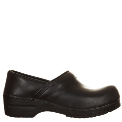 Clogs vitello nero