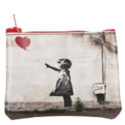 Portamonete Banksy