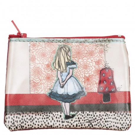 Portamonete Alice