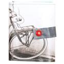 Portafoglio lace up Bici
