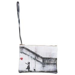 Busta maxi Banksy