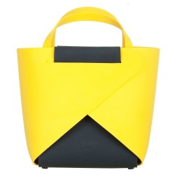 Shopping comp. giallo e blu