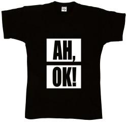 T-Shirt Uomo AHOK