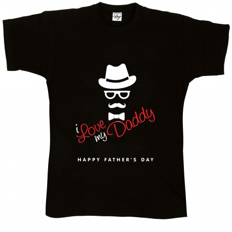 T-Shirt Uomo happy father