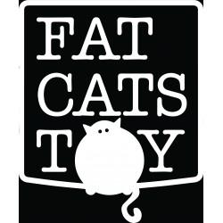 T-Shirt Donna Fat cats..
