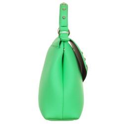 Bauletto Napoli verde fluo