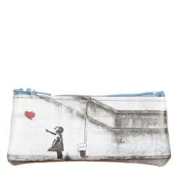 Portachiavi Banksy