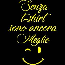 T-Shirt Donna Senza t-shirt...