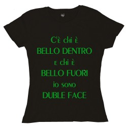 T-Shirt Donna Bello dentro