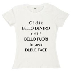 T-Shirt Donna Bansky
