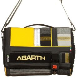 Borsa REBELT Abarth yellow