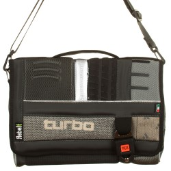 Borsa REBELT Turbo grigia