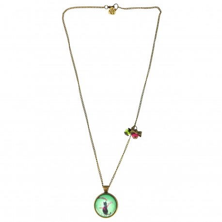 Collana 25mm Gatto Tiffany