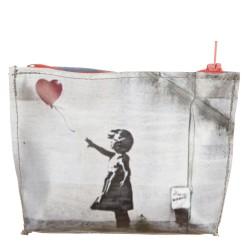 Portamonete Maxi Banksy