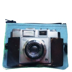 Portamonete Macchina fotografica