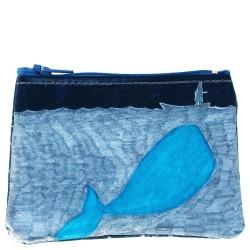 Portamonete Balena