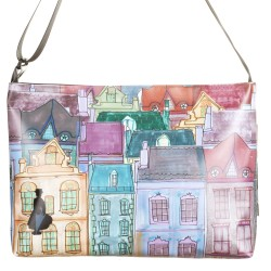 Borsa a tracolla orizzontale Mary Poppins