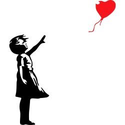 Polo m. lunga donna Banksy