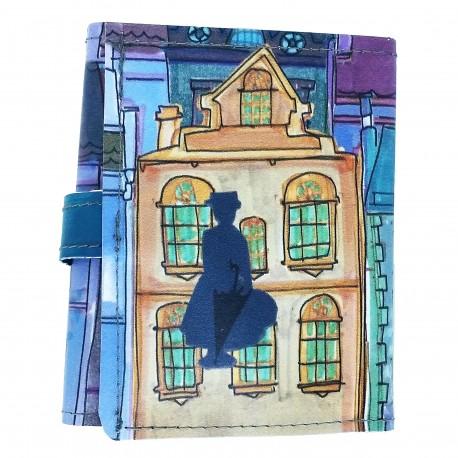 Portafoglio lace up Mary Poppins