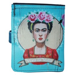 Portafoglio lace up Pia Frida