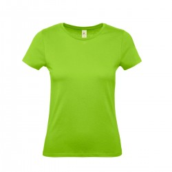 T-Shirt Donna Orchid Green