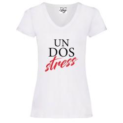 T-Shirt Donna Un dos...