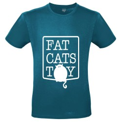 T-Shirt Uomo Fat Cats Toy