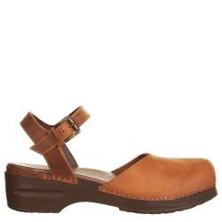 Clogs sandali con cinturino
