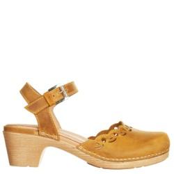 Clogs sandali con cinturino con tacchetto