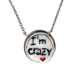 Collana piccola I'm crazy