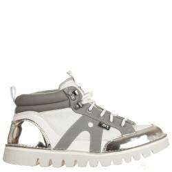 Sneakers con riporti