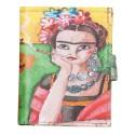 Portafoglio lace up Frida