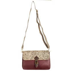 Borsa Shoulder stamp-pelo 87361P