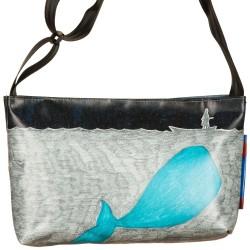 Borsa a tracolla mini balena