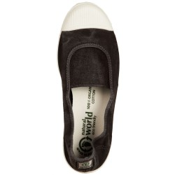Slip-on NATURAL WORLD nero