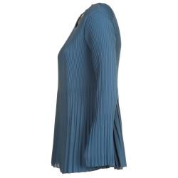 Casacca plissé