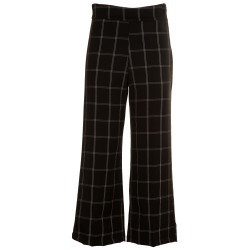 Pantaloni a quadri