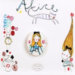 Spilla grande Alice Merenda