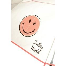 Ombrello trasparente Smile