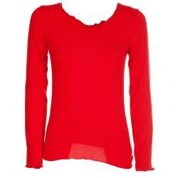 Maglietta sottogiacca rosso