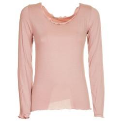 Maglietta sottogicca rosa