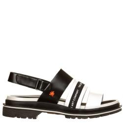Sandalo City Birgmingham Black-White