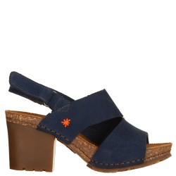 Sandalo Skin Back Denim Soho