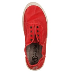 Sneakers NATURAL WORLD Rojo E.