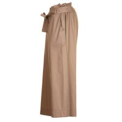 Pantaloni larghi con fusciacca