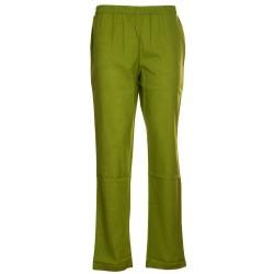 Pantaloni Subra lime